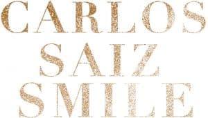 Carlos Saiz Smile